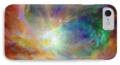 Outer Space Photographs iPhone Cases