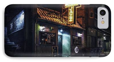 Store Fronts iPhone Cases