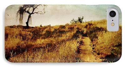 Brett Pfister Epic Amazing Colors Landscape Digital Modern Still Life iPhone Cases