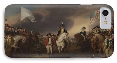 Cornwallis iPhone Cases