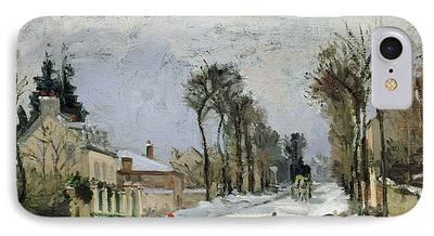 Camille Pissarro iPhone Cases