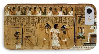 Horus Photographs iPhone Cases