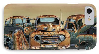 Truck iPhone 7 Cases