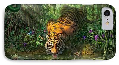 Jungle IPhone 7 Cases