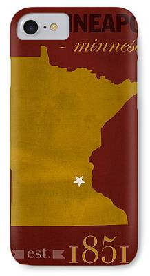 University Of Minnesota iPhone Cases