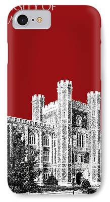 Oklahoma University iPhone Cases