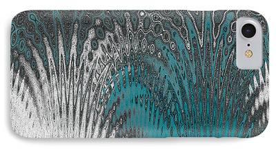 Ben Gertsberg Digital Art iPhone Cases
