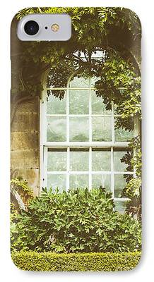 Window Cover iPhone Cases