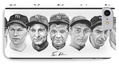 Babe Ruth iPhone 7 Cases