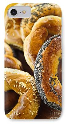Montreal Bagels iPhone Cases