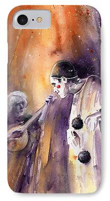 Must Paintings iPhone Cases