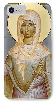 St Kyriaki iPhone Cases