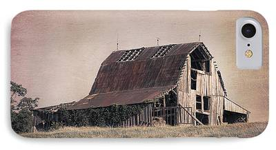 Rustic Barns iPhone Cases