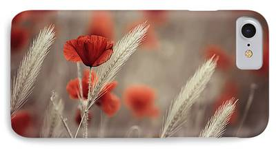 Poppies iPhone Cases