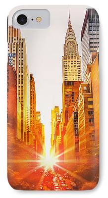 Chrysler Building iPhone 7 Cases