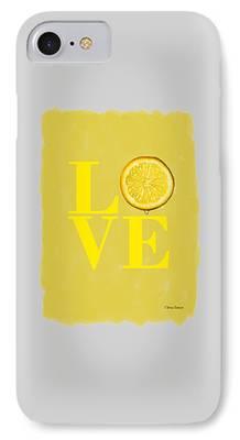 Lemon iPhone 7 Cases