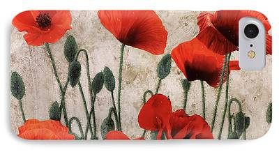 Interior Still Life Paintings iPhone Cases