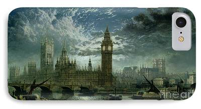 Westminster Abbey iPhone Cases