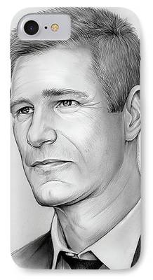 Aaron Drawings iPhone Cases