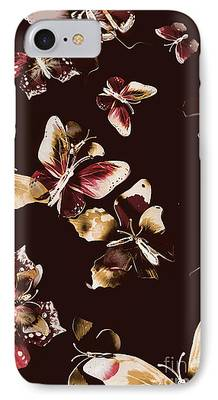 Frenzy iPhone Cases