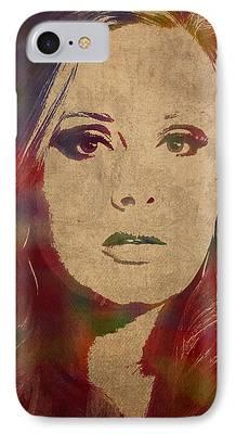 Adele IPhone 7 Cases