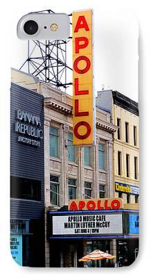 Apollo Theater iPhone 7 Cases
