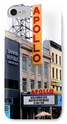 Apollo Theater iPhone Cases