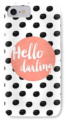 Darling iPhone Cases