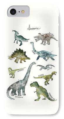 Dinosaur iPhone 7 Cases