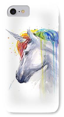 Unicorn iPhone 7 Cases