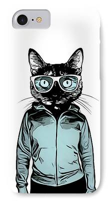 Hoodie iPhone Cases