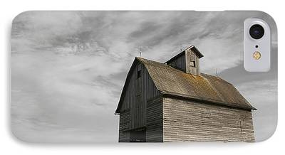 Old Barn iPhone Cases