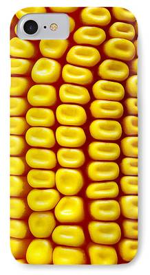 Sweet Corn iPhone Cases