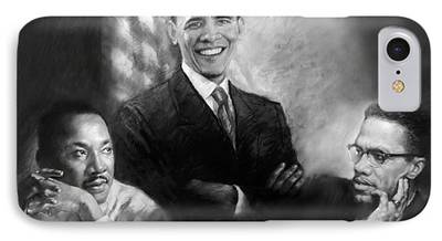 Martin Luther King Jr iPhone Cases