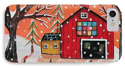 Quilts For Sale iPhone Cases