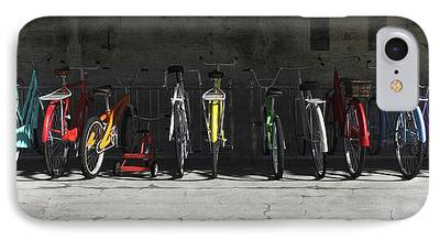 Bicycle iPhone 7 Cases