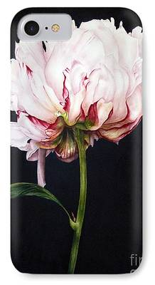 Botanic Illustration iPhone Cases
