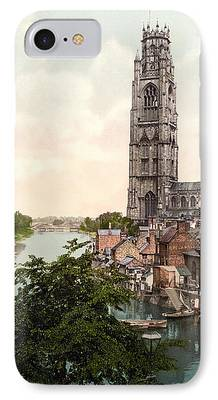St Botolph St iPhone Cases