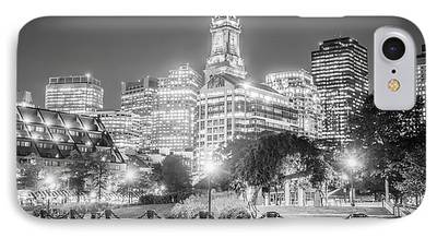 Custom House Tower iPhone Cases