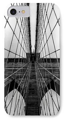 Symmetrical Photographs iPhone Cases