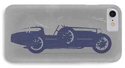 Bugatti Vintage Car iPhone Cases