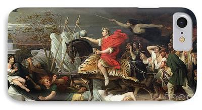 Roman Emperor iPhone Cases