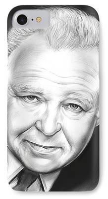 Archie Bunker iPhone Cases