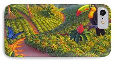 Plantation iPhone Cases