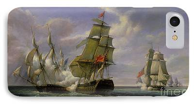 Warships iPhone Cases