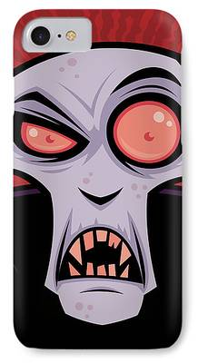 Dead Drawings iPhone Cases