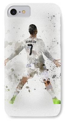 Cristiano Ronaldo iPhone 7 Cases