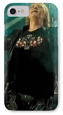Def Leppard iPhone 7 Cases