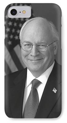Dick Cheney iPhone 7 Cases