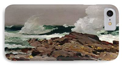 Sea View iPhone Cases